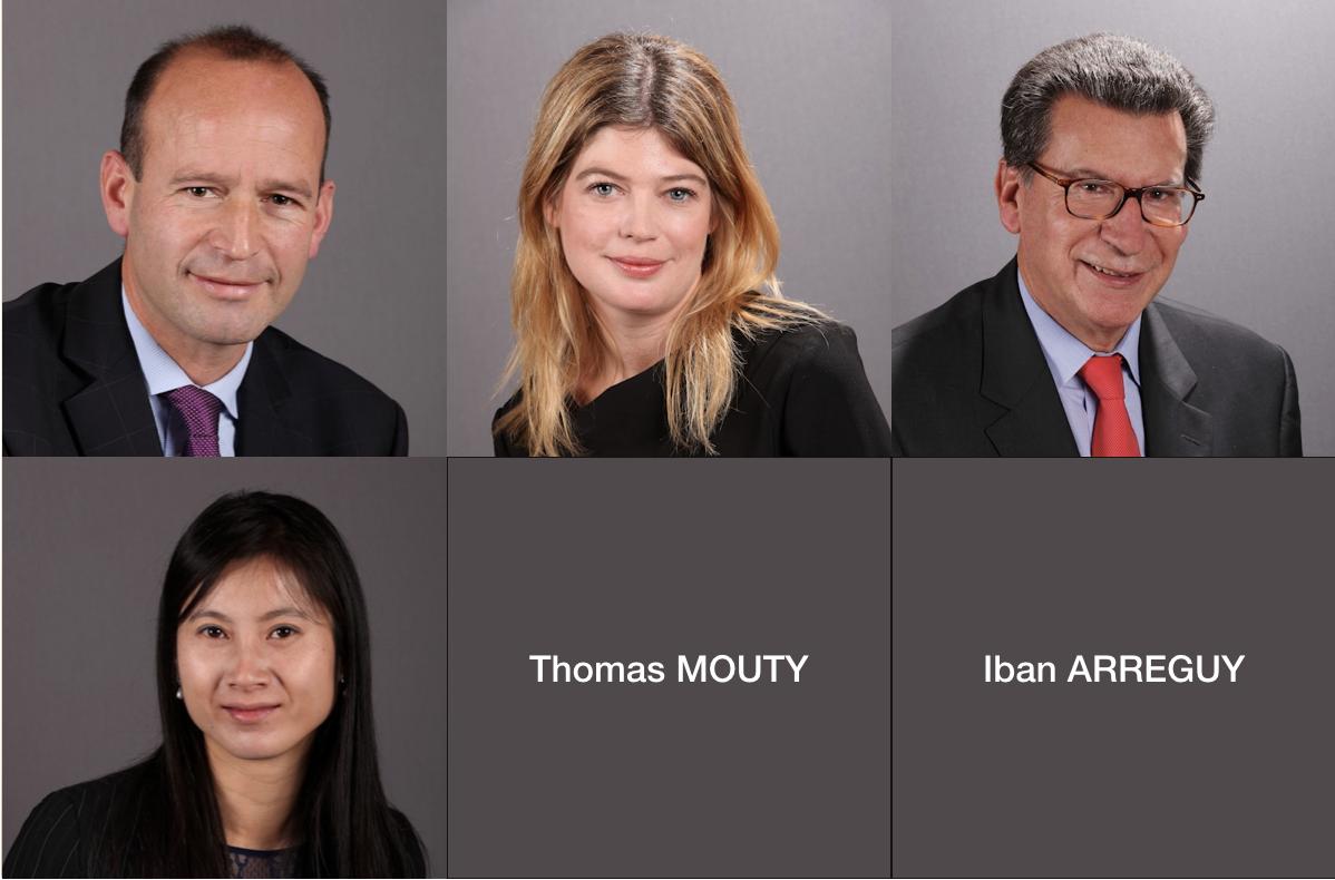Équipe d'avocats du cabinet ABCA